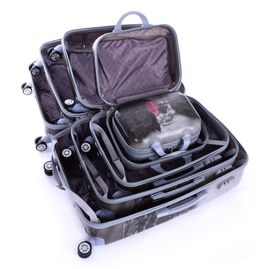 Kufr příruční menší, LONDON TELEPHONE