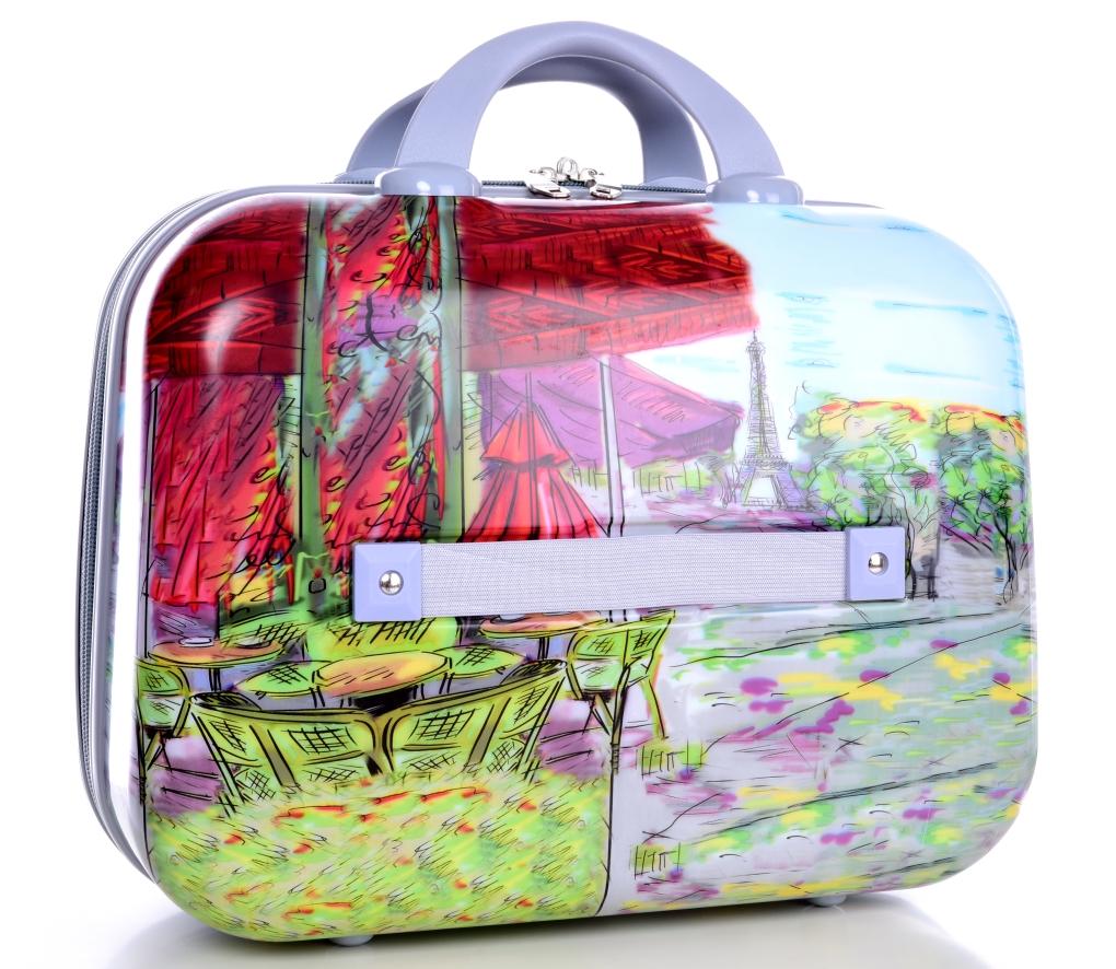 Kufr příruční větší, AQUARELLE PARIS