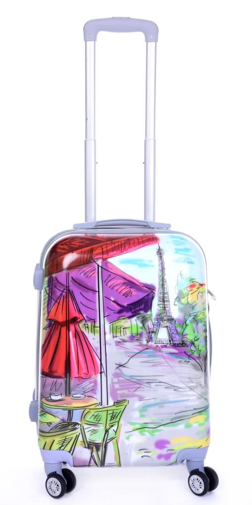 Kufr velký, AQUARELLE PARIS