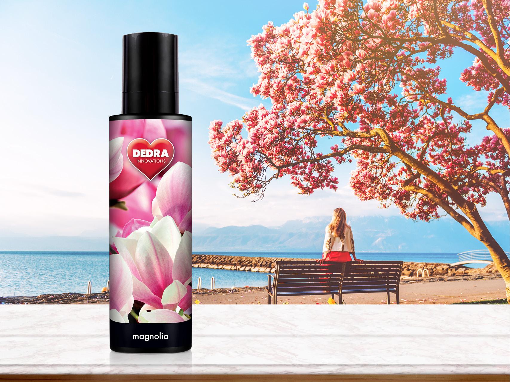 PARFUM air&textiles, magnolia, osvěžovač vzduchu a textilií