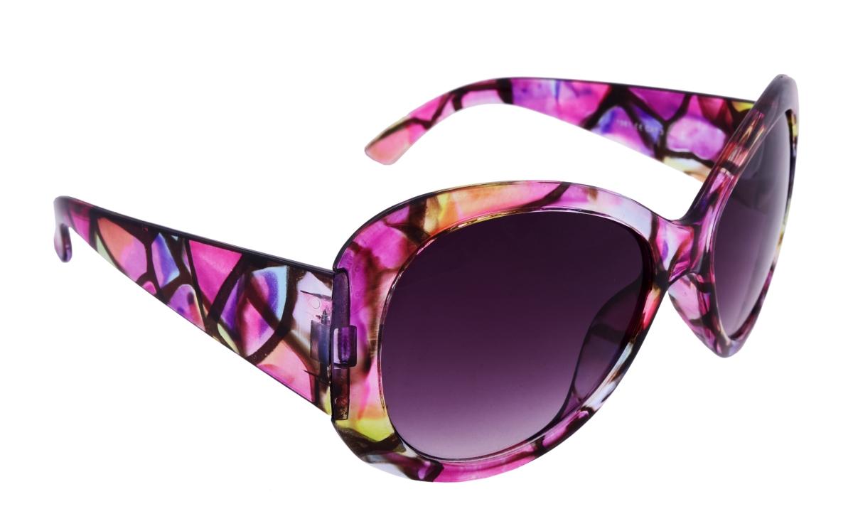 Sluneční brýle 100% UV ochrana multicolor