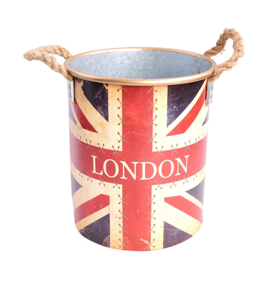 LONDON koš, celokovový