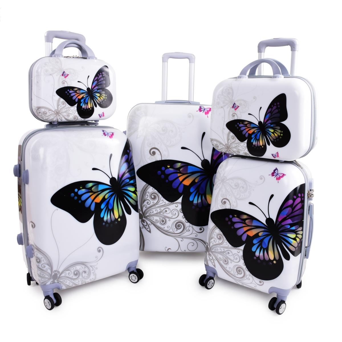 TSA kufr střední, BIG BUTTERFLY