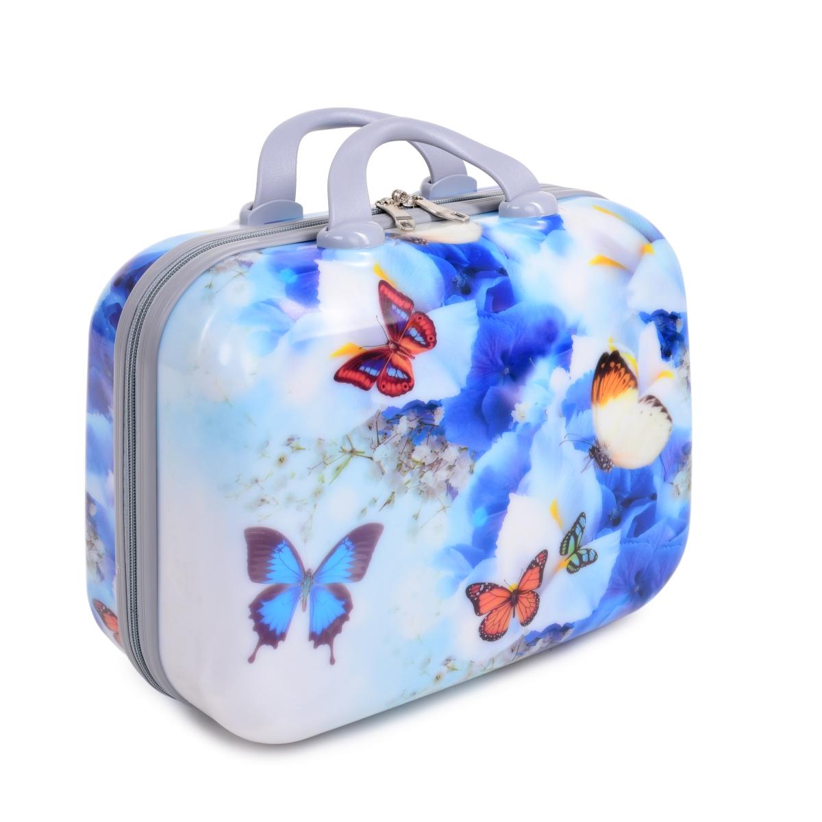 Kufr příruční menší, SMALL BUTTERFLIES