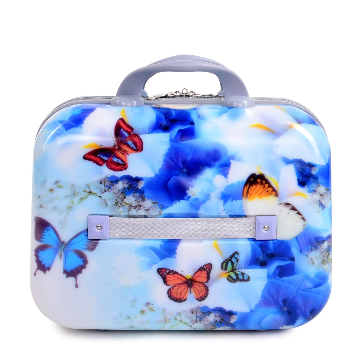Kufr příruční větší, SMALL BUTTERFLIES