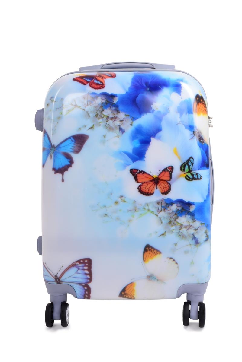 Kufr menší, SMALL BUTTERFLIES