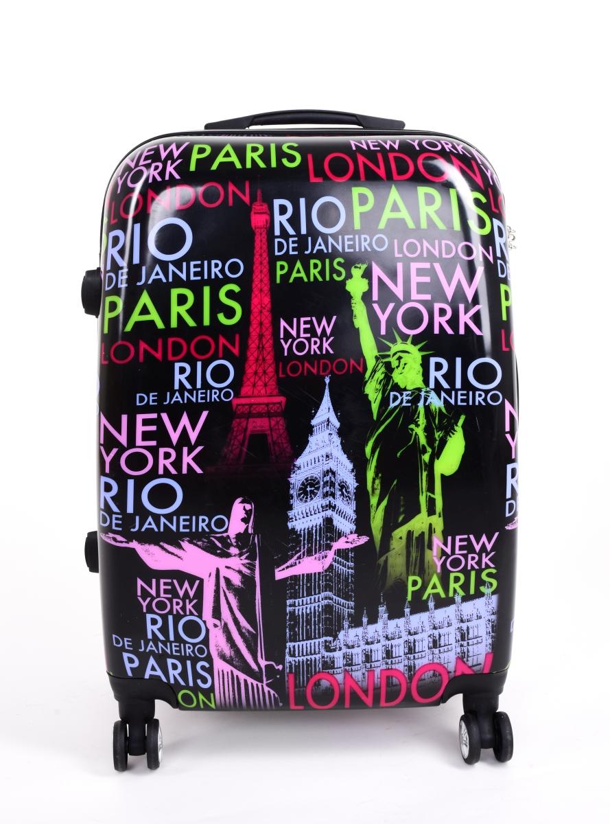 Kufr menší, CITIES