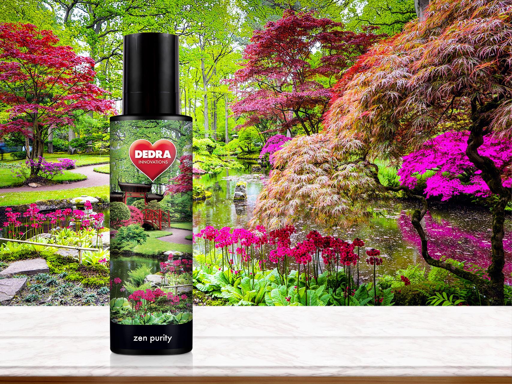 HP0247-PARFUM air & textiles spray zen purity osviežovač vzduchu