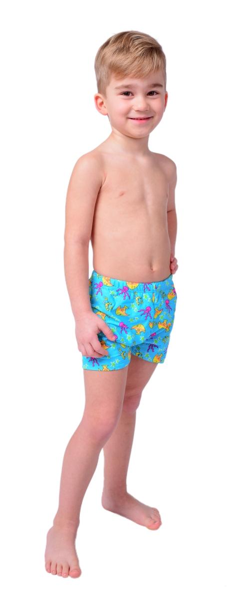 RIKY plavky chlapecké chobotničky vel.2