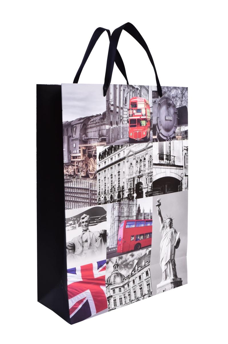 Dárková taška kosmopolitní