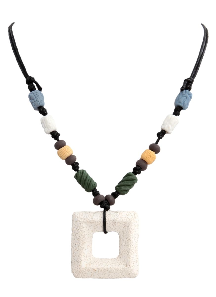 NATURAL náhrdelník  přírodní etno
