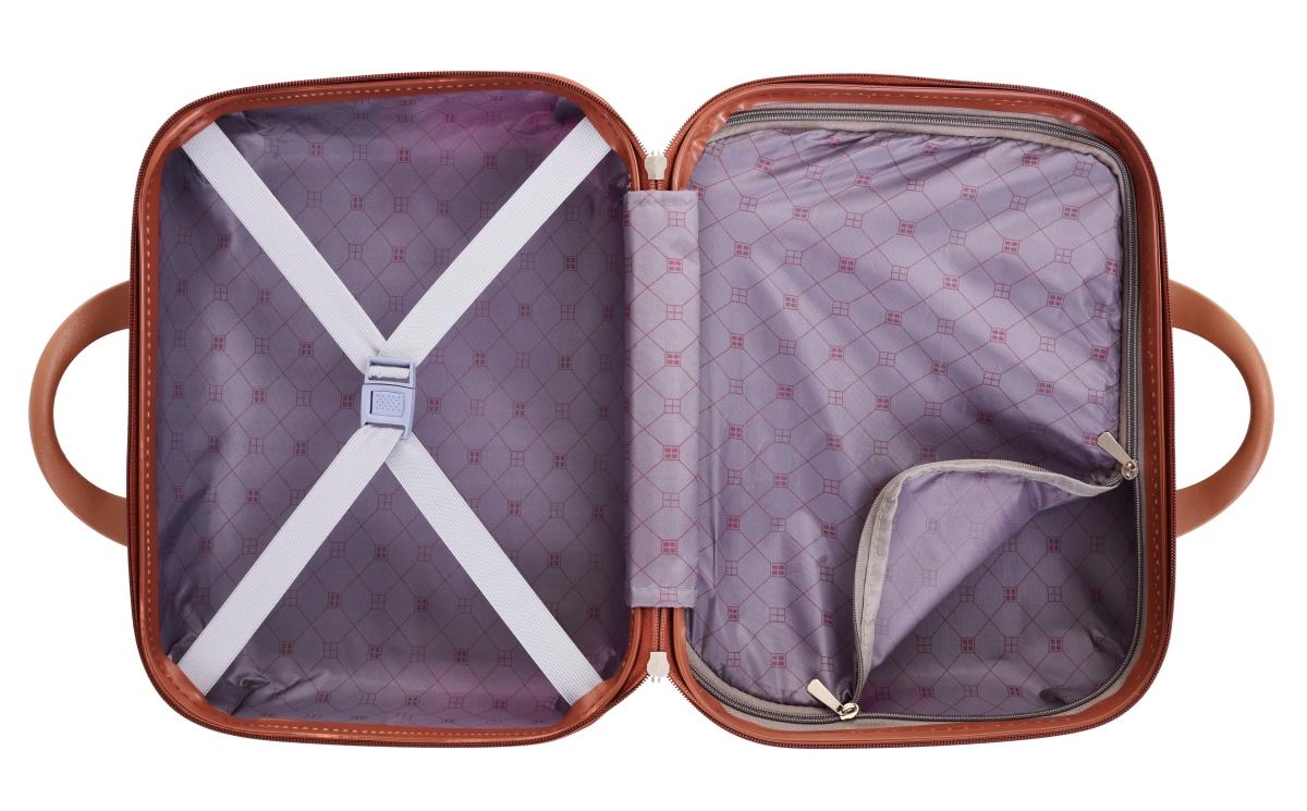 Kufr příruční, GRAY PURPLE