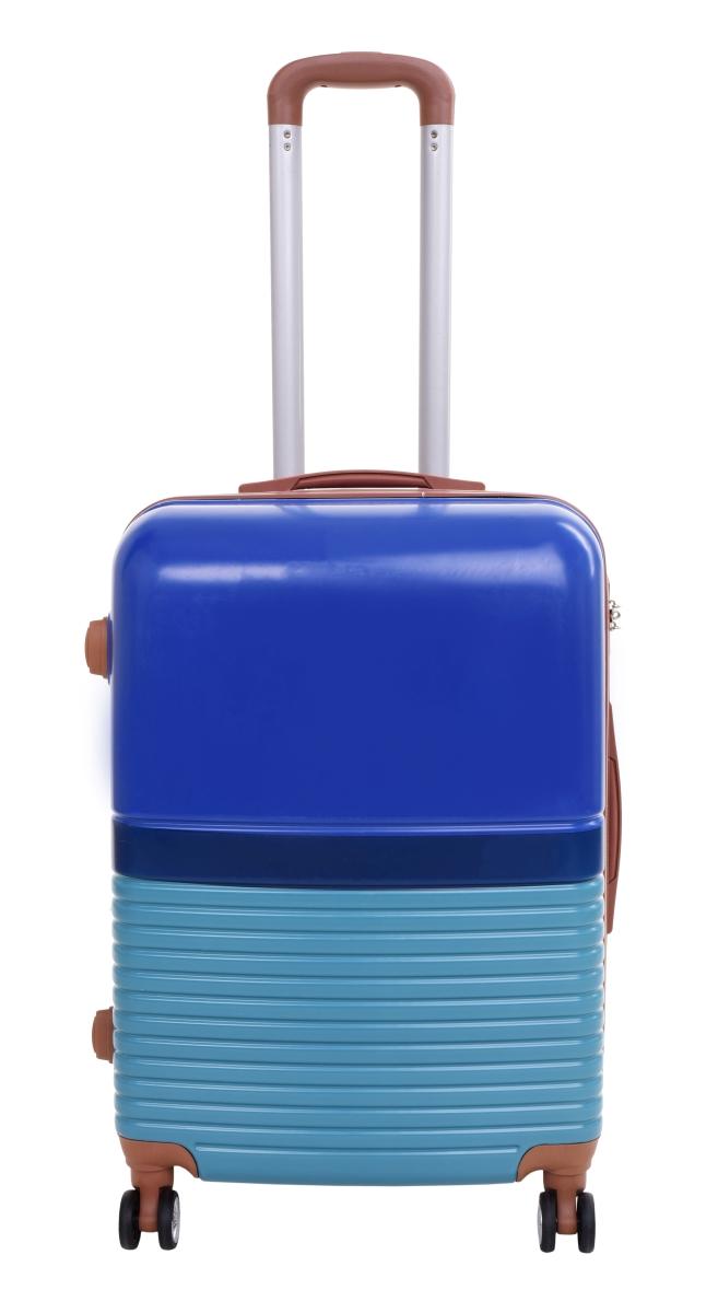 Kufr velký BLUE TURQUOISE 50 x 30 x 70 cm