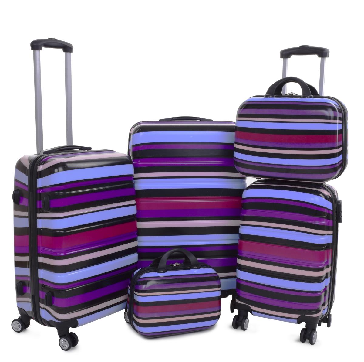 Kufr příruční, STRIPES