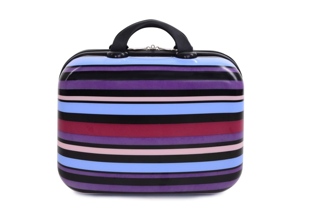 Kufr příruční větší STRIPES 37 x 17 x 30 cm