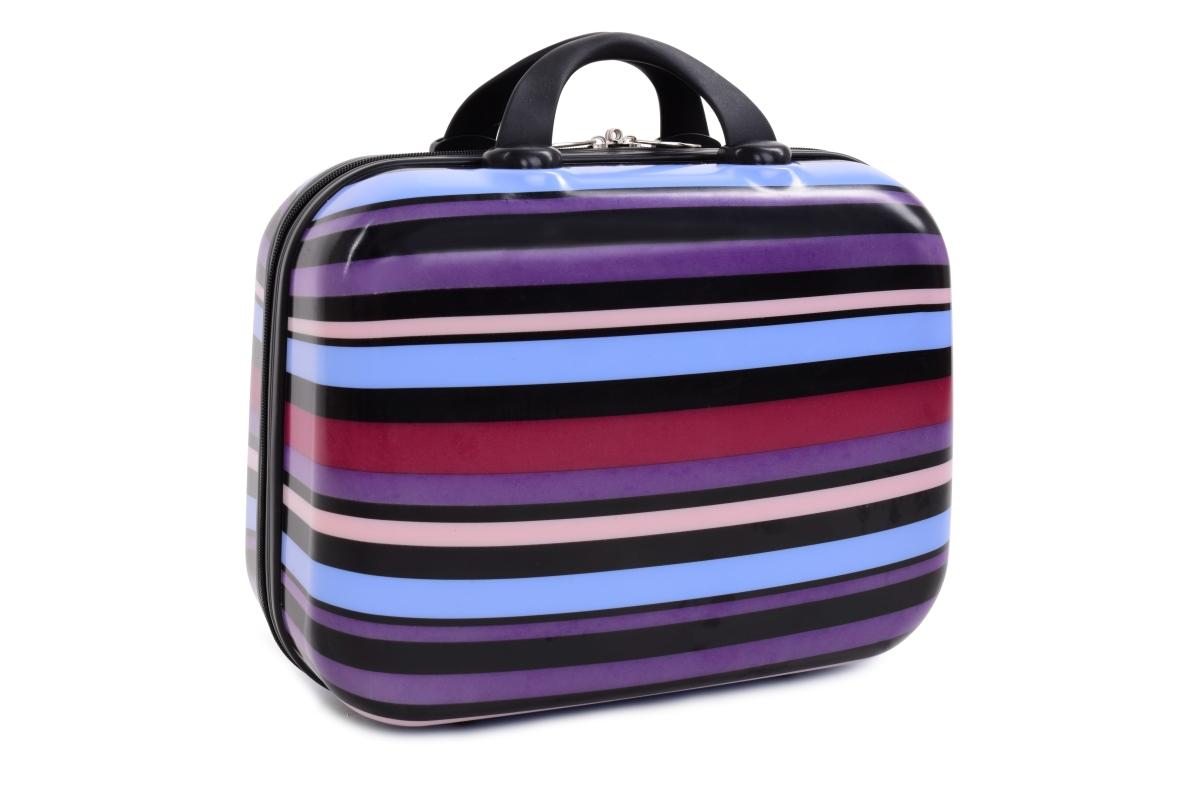 Kufr příruční větší, STRIPES