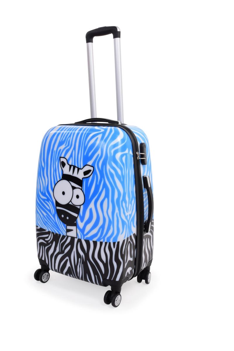 Kufr velký, ZEBRA
