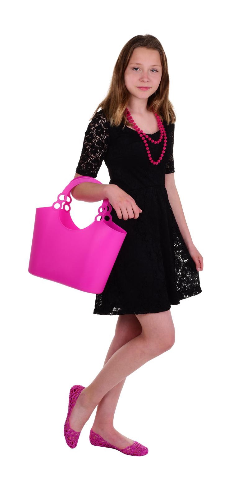 FC11382-LACY krajkové šaty s podšívkou čiernej