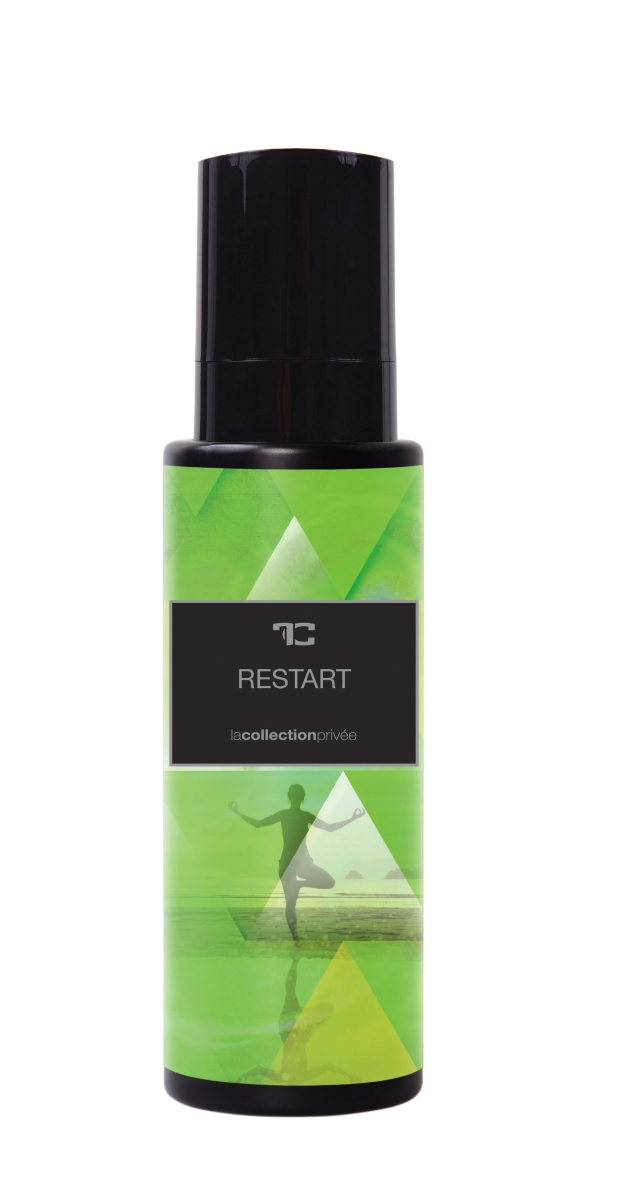 PARFÉM NA RUCE spray LA COLLECTION PRIVÉE restart