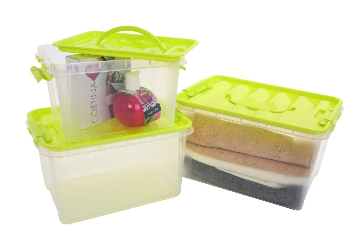 Plastový box 9 litrů, KLIP & KLAP