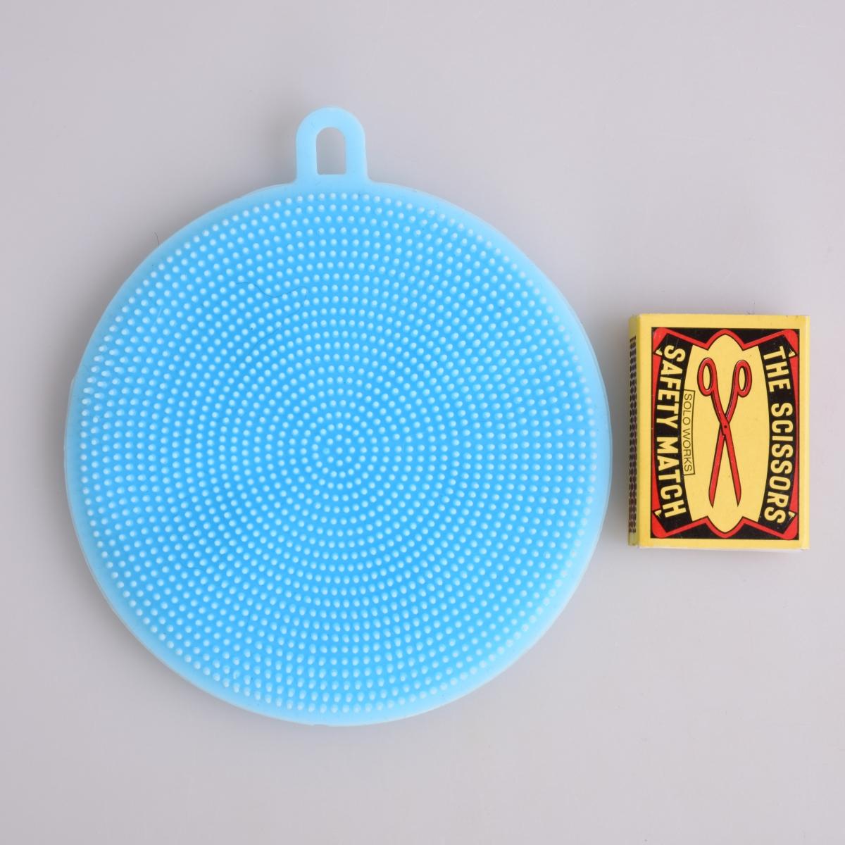 SILISASANKA na mytí, silikonová houbička