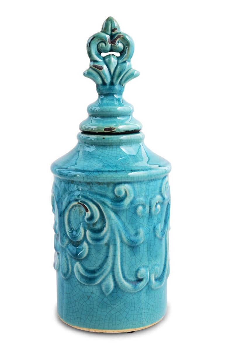 Zdobená karafa, dekorativní