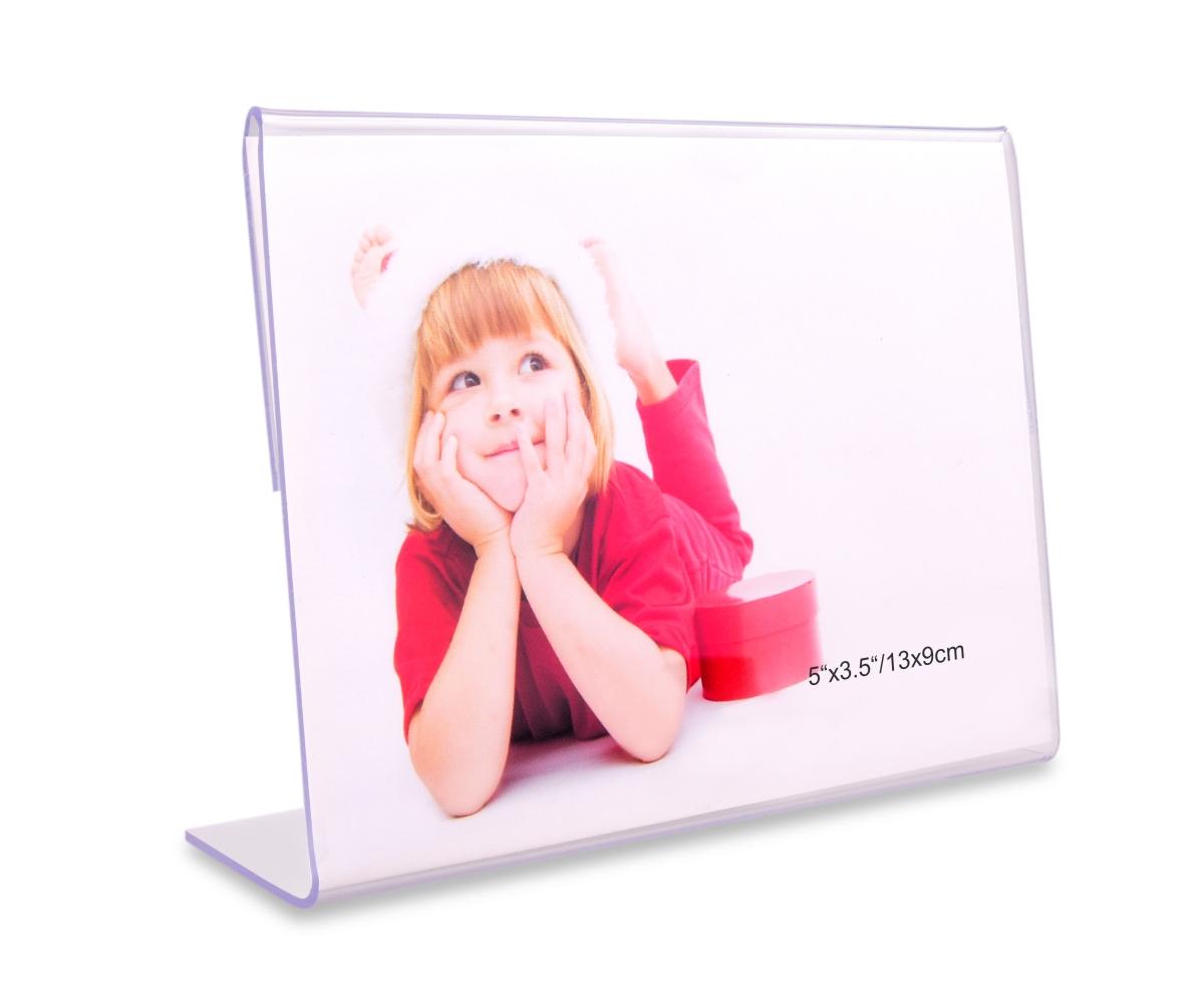 TRANSPARENTINO rámik na fotku 9 x 13 cm
