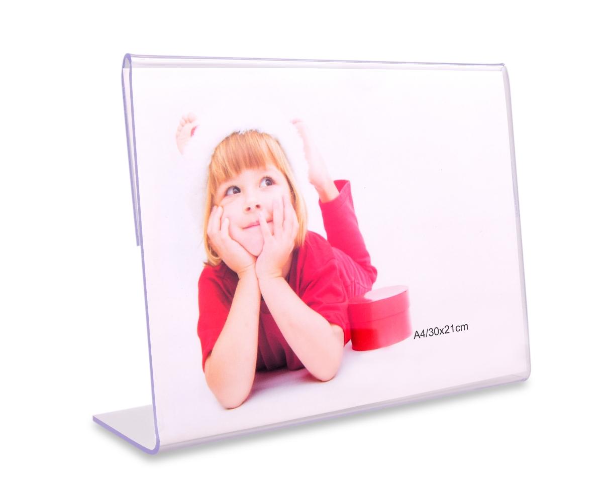 FOTORÁMEČEK TRANSPARENTINO na foto 21 x 30 cm
