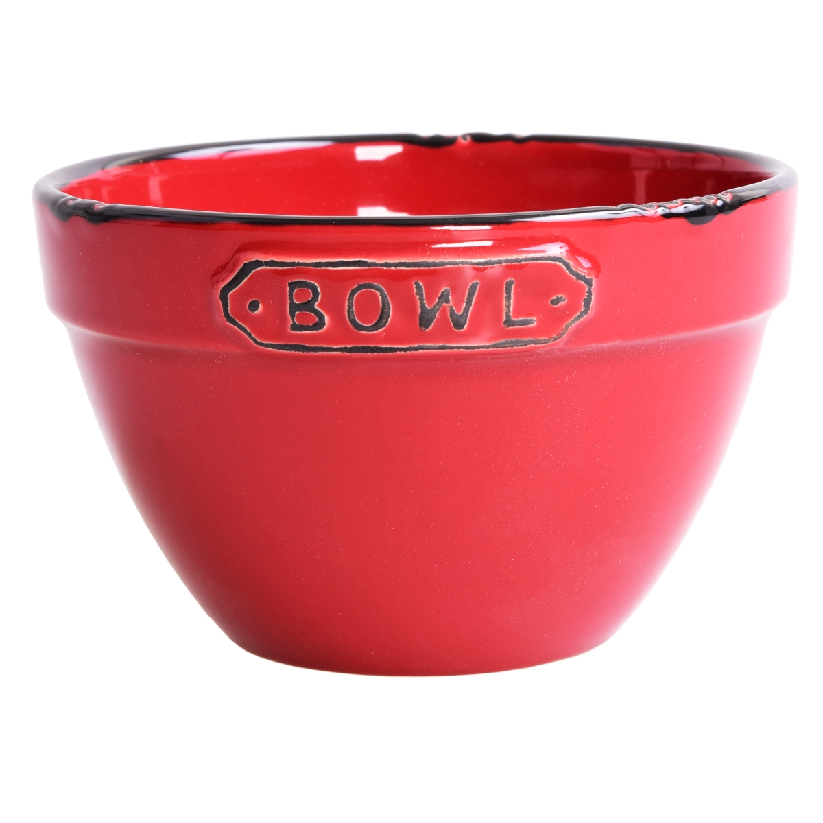 Miska BOWL   o objemu 400 ml bordó