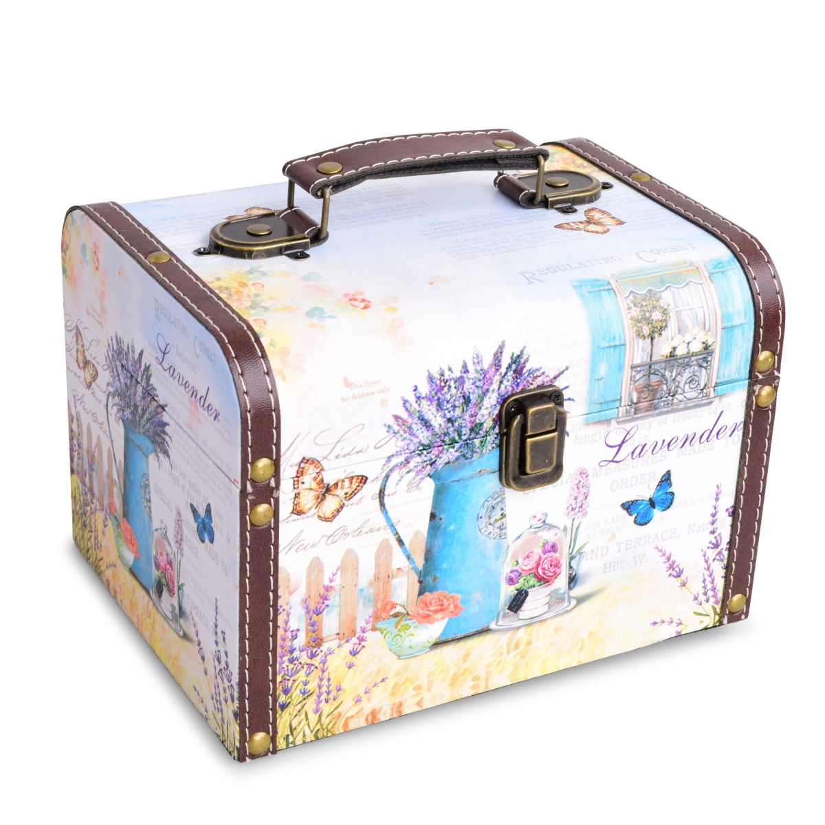 Kufr menší, LAVENDER
