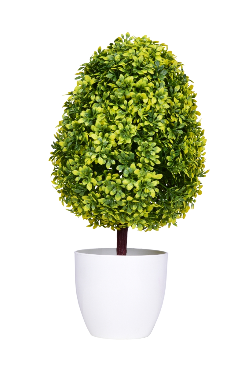 Buxus na kmínku ateliérový stromek