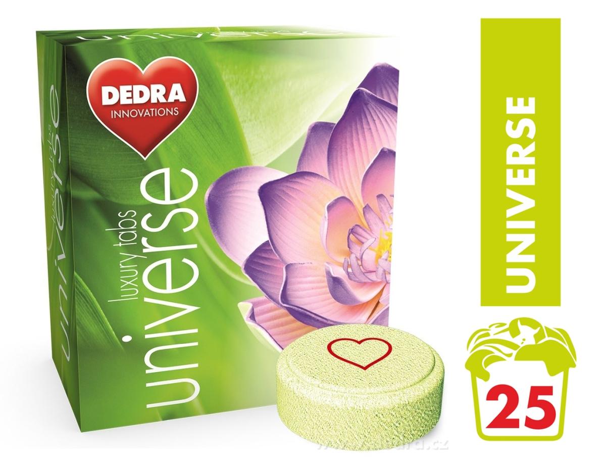 UNIVERSE 25 tabs na bílé i barevné prací tablety