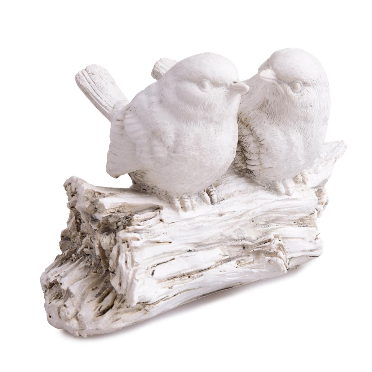 Dva ptáčci na polínku, dekorace