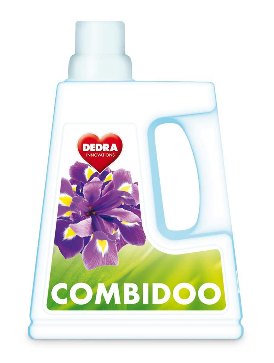 COMBIDOO 2v1 gel s aviváží, na bílé i barevné prádlo, 30 praní