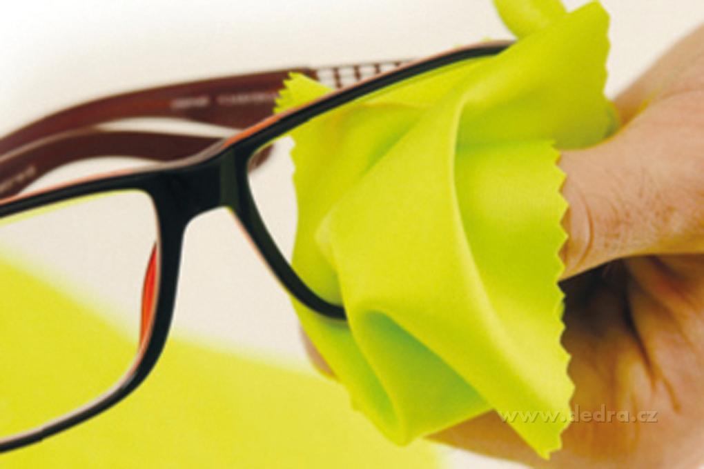 4 ks mikrovlákno na brýle