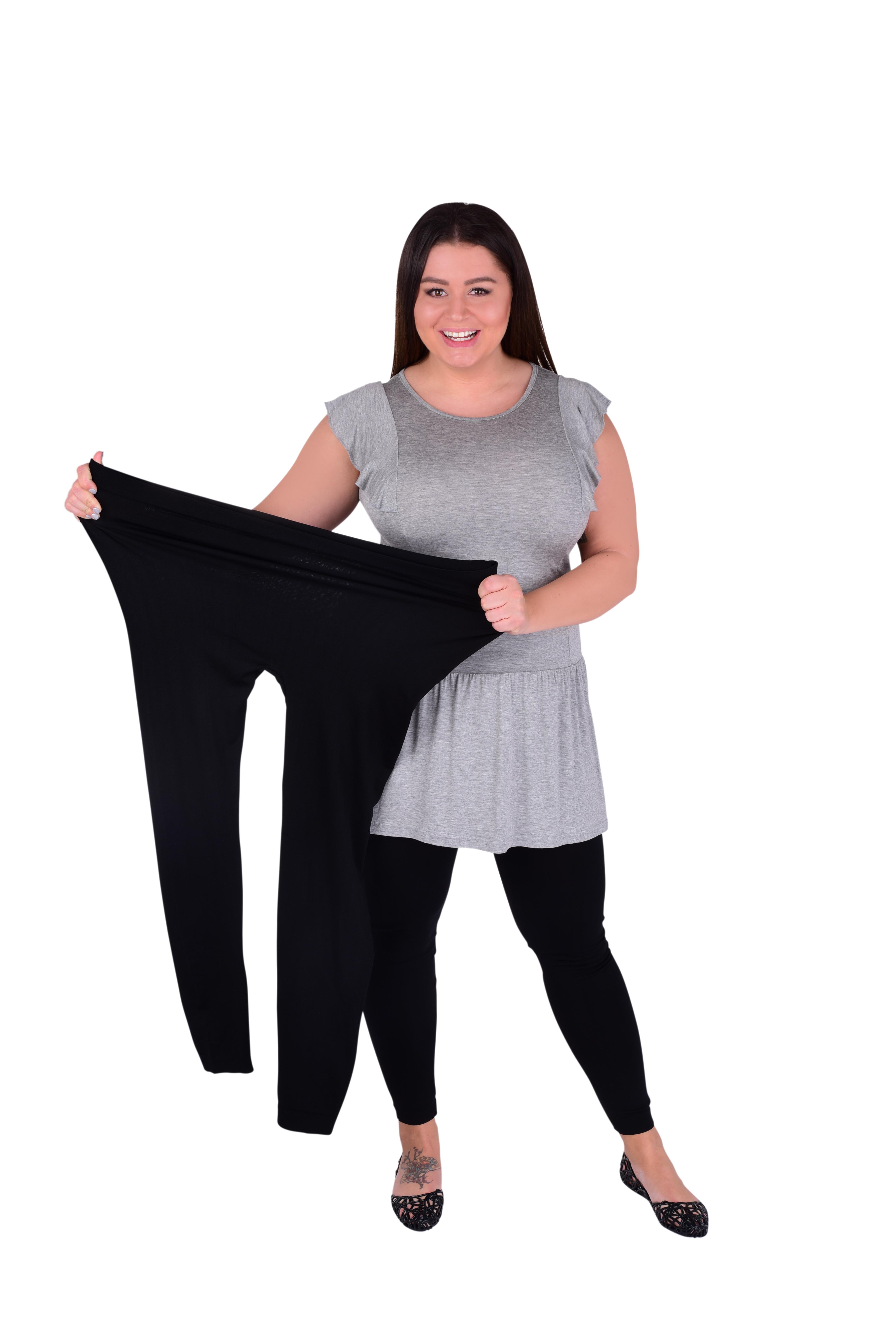 """Legíny """"pro velký holky"""", velmi elastické"""