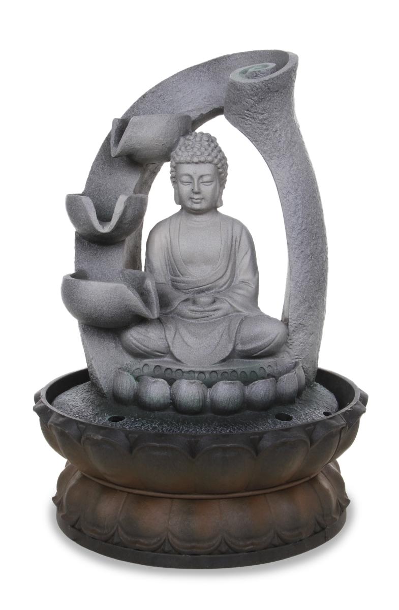 BUDDHA S KASKÁDOU dekorativní pokojová fontána  s čerpadlem