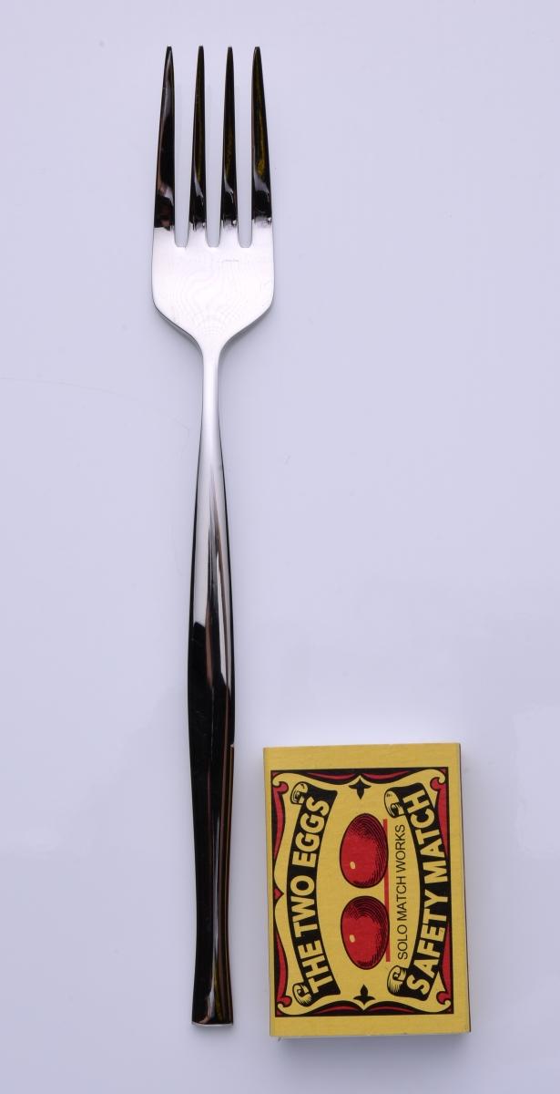 FC18994-Zažeňte šalátová vidlička z ušľachtilej ocele
