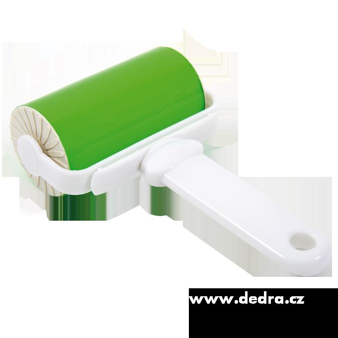 Omyvatelný chlupolapač zelený odstraňovač nečistot