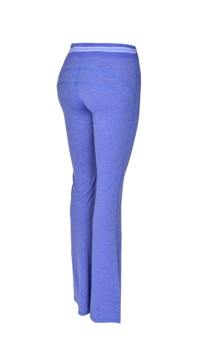 0890a1807e0b ... FC18181-Dámske nohavice športové modrá melange ...