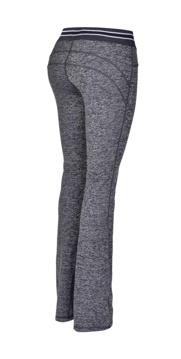 2b350fe8207e ... FC18171-Dámske nohavice športové šedá melange ...