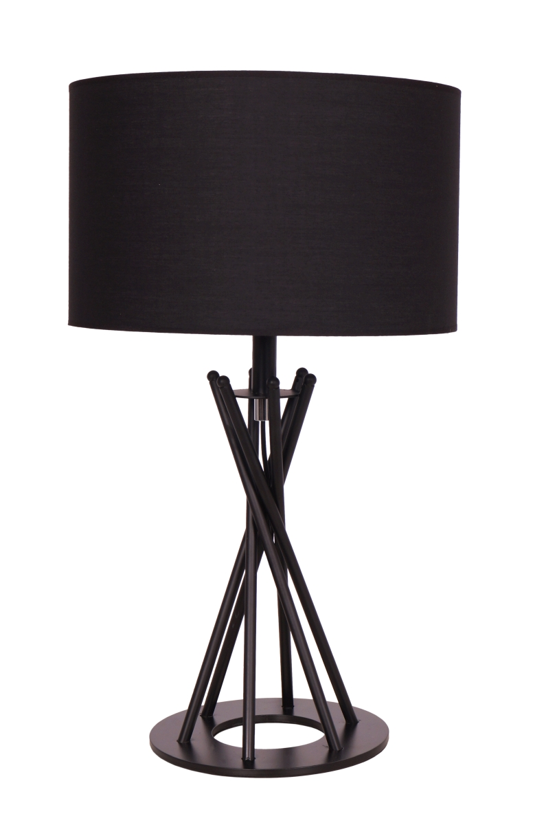 TWISTER stolní lampa s efetním stojanem