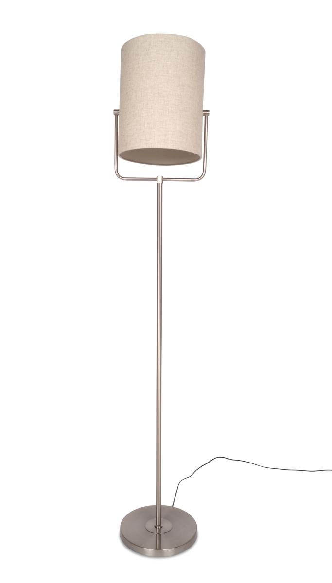 GOLDIE 166 cm vysoká podlahová lampa s výklopným stínidlem