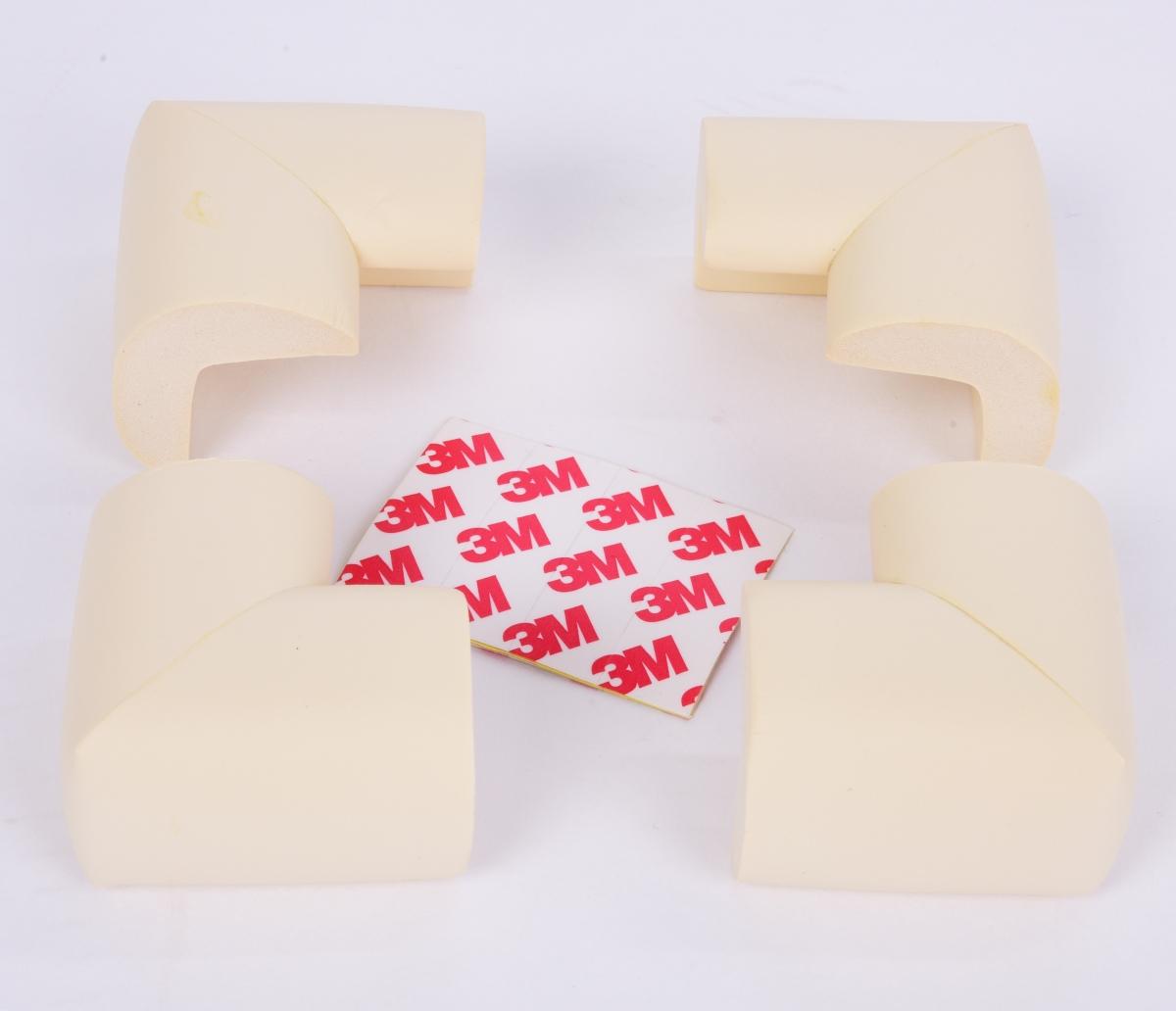 DA17485-4 ks NÁRAZNÍK na rohy nábytku krémový