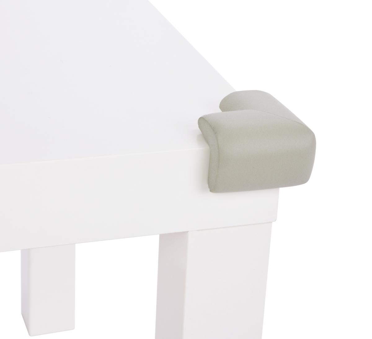 DA17473-4 ks NÁRAZNÍK na rohy nábytku šedý