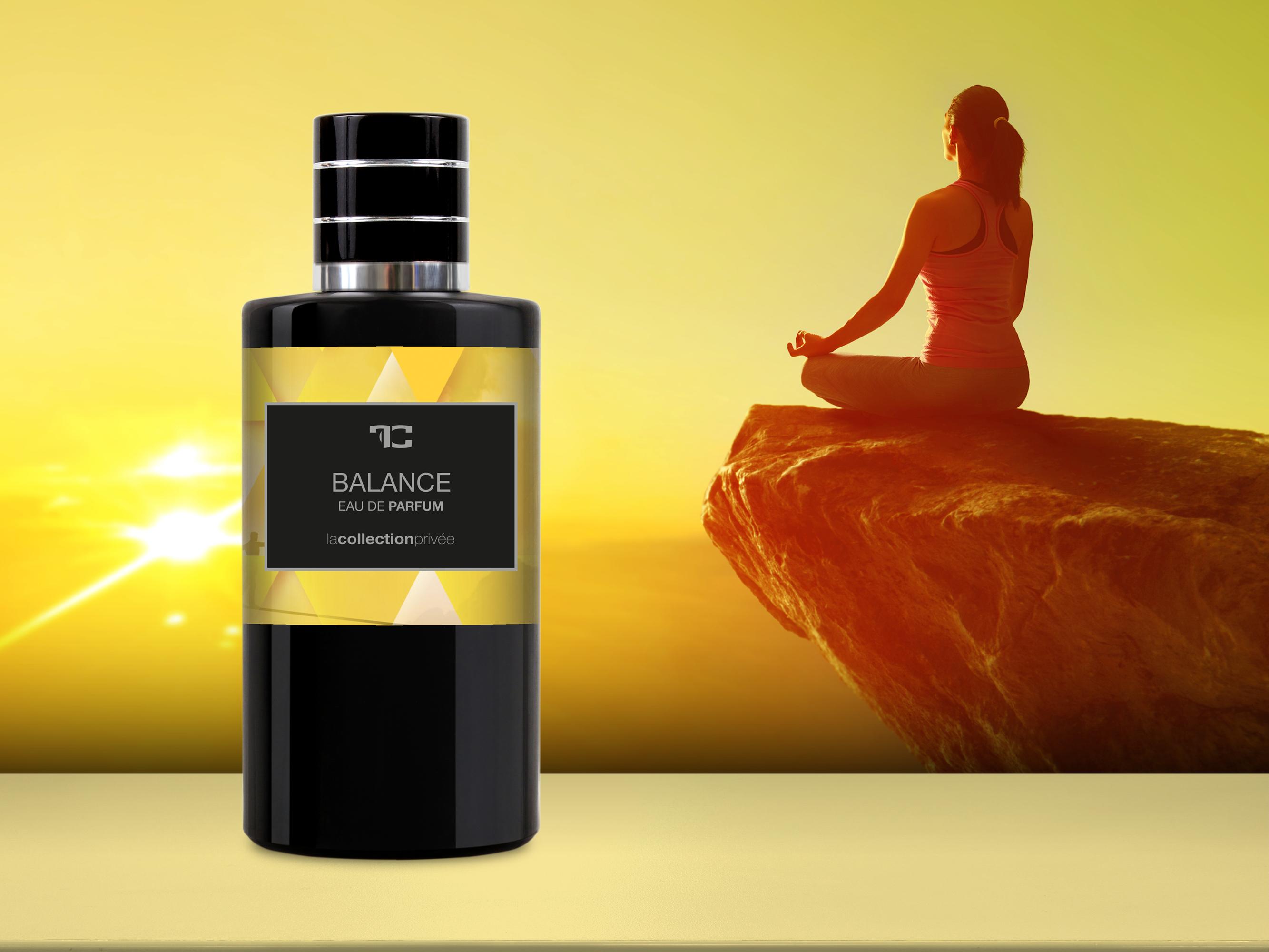 EAU DE PARFUM balance, parfémová voda, LA COLLECTION PRIVÉE