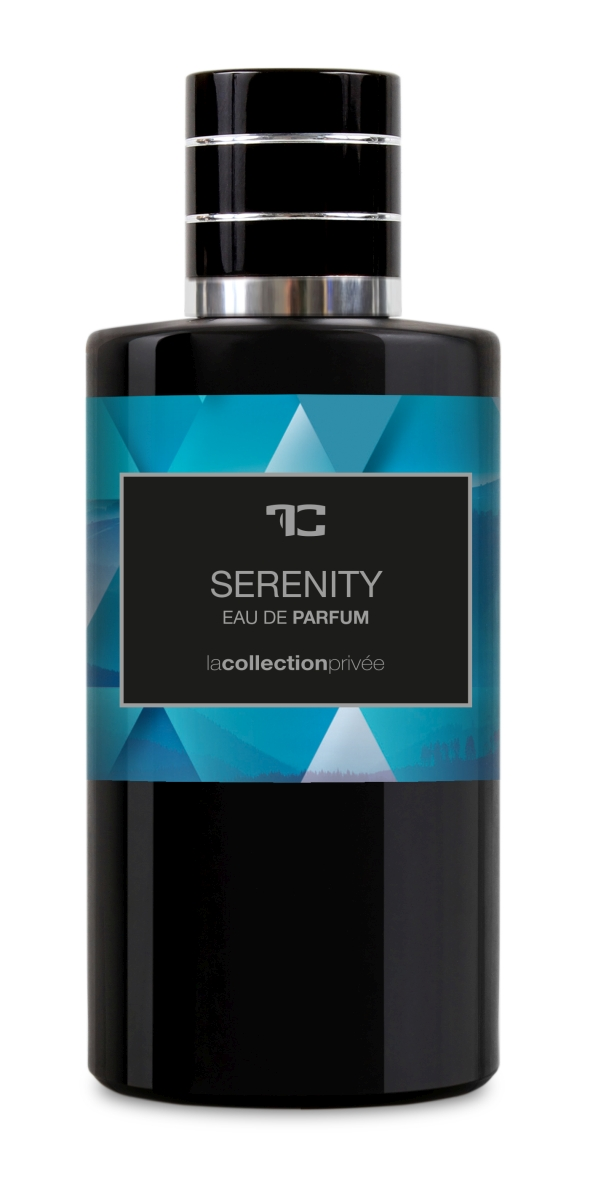 EAU DE PARFUM serenity, parfémová voda, LA COLLECTION PRIVÉE