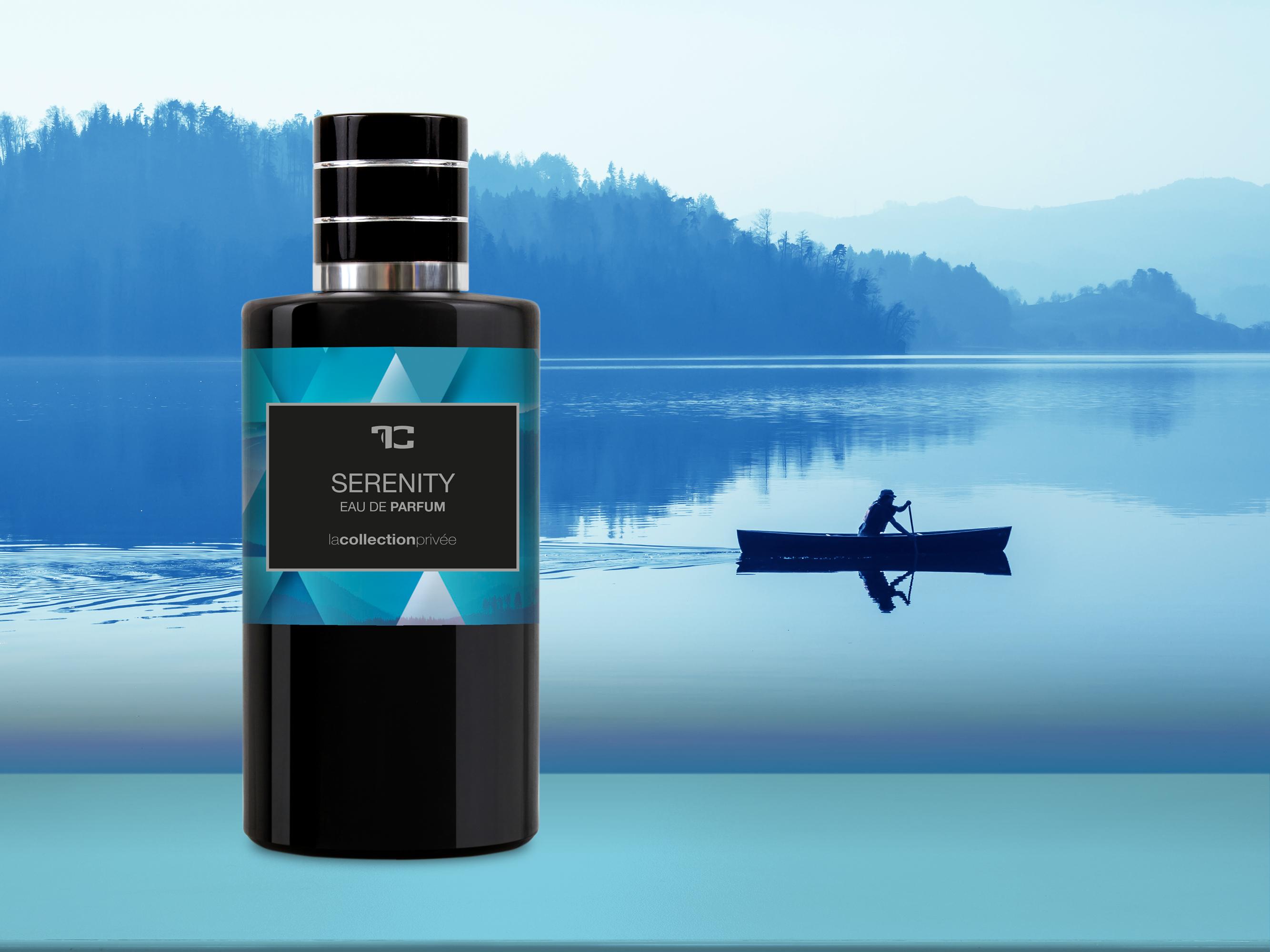 EAU DE PARFUM serenity, parfémová voda, LA COLLECTION PRIVÉE