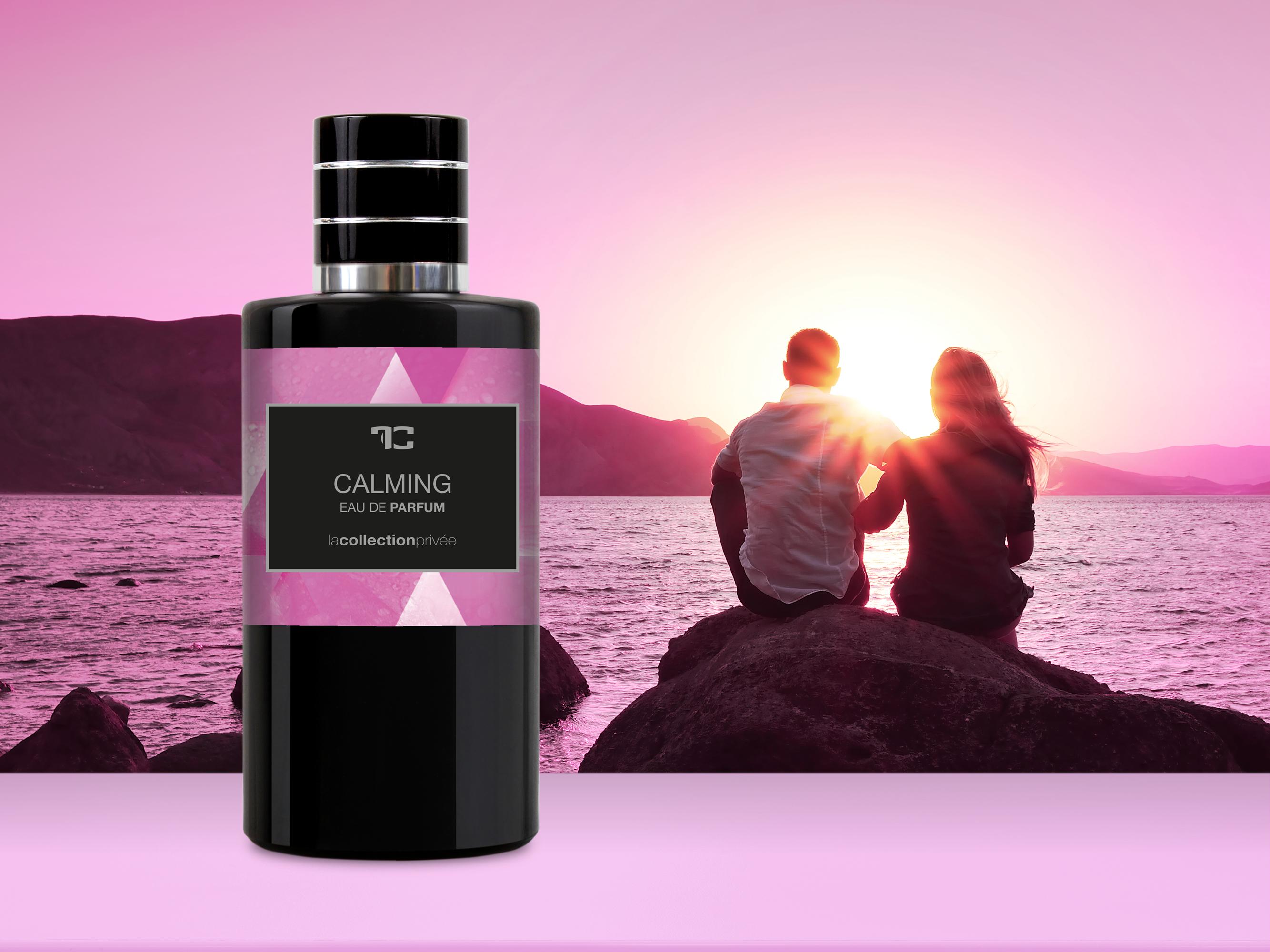 EAU DE PARFUM calming, parfémová voda, LA COLLECTION PRIVÉE