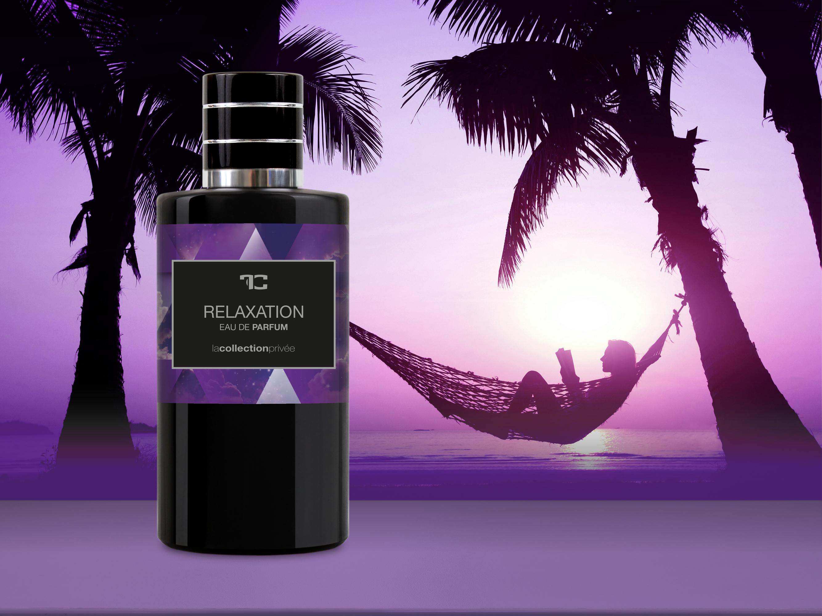 EAU DE PARFUM relaxation, parfémová voda, LA COLLECTION PRIVÉE